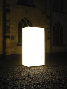 Simon Ungers  - Light Installation