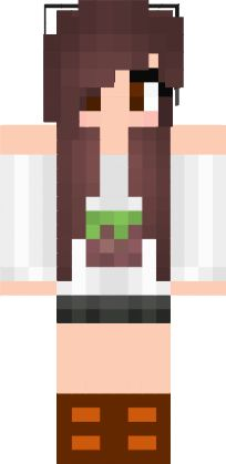Girl skin to playing Minecraft NOW! Minecraft Quotes, Minecraft Video Games, Cool Minecraft, How To Play Minecraft, Mike Craft, Minecraft Skins Cool, Mc Skins, Minecraft Characters, Pattern Images