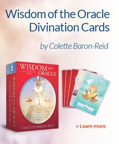 wisdom of the oracle card - Google Search