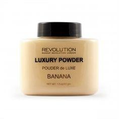 Makeup Revolution Luxury Powder Banana - Nykaa