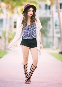 Nany's Klozet : Remix: Gladiator Sandals