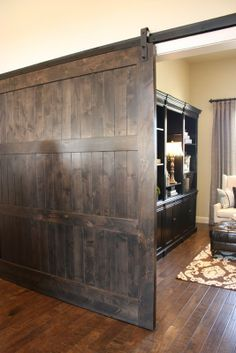 Custom Made Barn Door
