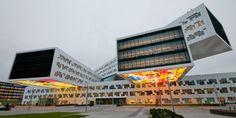 Statoil building- Fornebu,Norway
