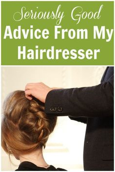 Advice From My Hairdresser Hair And Makeup Tips, Hair Makeup, Hair Tips, Hair Ideas, Make Hair Grow Faster, Grow Hair, Beauty Tutorials, Beauty Hacks, Beauty Tips