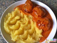 Вкусные тефтели в томатном соусе (фото-рецепт)