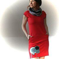 Šaty / Zboží prodejce Jane Art   Fler.cz High Neck Dress, Dresses For Work, Art, Fashion, Turtleneck Dress, Art Background, Moda, Fashion Styles, Kunst