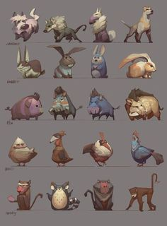 Game Design and concept art schools to make indie game Art And Illustration, Character Illustration, Illustrations, Character Design Cartoon, Character Design References, Character Design Inspiration, Character Concept, Character Art, Concept Art