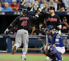 The Cleveland Indians are going to the World Series for the first time since 1997 with a 3-0 win over the Blue Jays