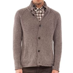 Octant Sweater Tobacco