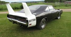 1969 Dodge Charger Daytona Coupe, available in Red Deer, Alberta.