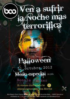 Halloween en el boo