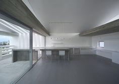 松島の家 建築 シンプル モダン ハウス レジデンス インテリア リゾート Japan architecture simple modern house residence interior resort