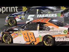 VIDEO (May 26, 2012): Kasey Kahne, driver of the No. 5 Chevrolet, talks about the turns at Charlotte Motor Speedway. Kahne will line up ninth on Sunday for the 600-mile NASCAR Sprint Cup Series event.