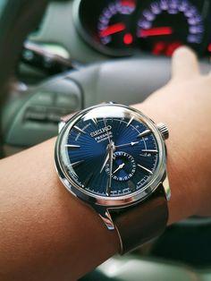 Older Mens Fashion, Seiko Presage, Casio Edifice, Dapper Dan, Cool Gear, Telling Time, Seiko Watches, Luxury Watches For Men, Omega Watch