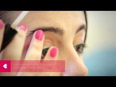 casamento, só que ao contrário: tutorial de maquiagem com sombra pinká, sombra ourin, delineador zuzulino, lápis de olho pretuxo, batom marronzito e muito charme!    #sombra #rosa #dourada #delineador #colorido #azul #lapis #preto #batom #marrom