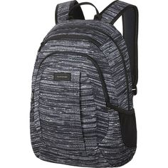 Dakine Garden 20L Backpack (2.505 RUB) ❤ liked on Polyvore featuring bags, backpacks, black, padded laptop backpack, mesh backpack, dakine rucksack, laptop rucksack and dakine bags