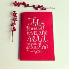 Christmas · Xmas · postal · Navidad · Card · Nadal · Mr.wonderful  www.lovewithlove.es