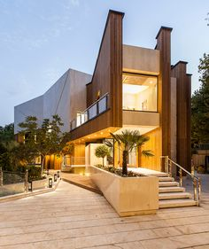 Kooshk House | Sarsayeh Architects | Kooshk (Iran)