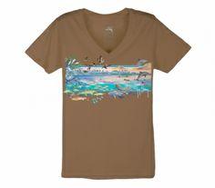 GUY HARVEY Port Lucie T-Shirt