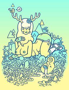 illustration on Pinterest | 19 Pins