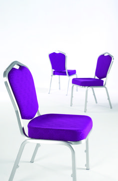 All models in the #Fiora collection feature our acclaimed #ComfortPlus contoured seat, ensuring #superb #posture and #comfort. All chairs will #stack 10 high, perfectly suited to #banqueting and #conferencing.