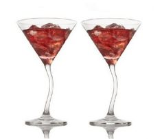 Leonardo Modella Cocktail Glasses Clear - Set of 2 Gift Boxed Martini, Cocktails, Glasses, Tableware, Gifts, Craft Cocktails, Eyewear, Dinnerware, Presents