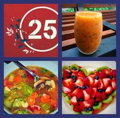 Dag 25 28 Dae Dieet, Dieet Plan, Gluten Free Recipes, Healthy Recipes, 28 Days, Health Eating, Eating Plans, Clean Eating Recipes, Free Food