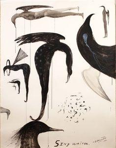 Bill Hammond New Zealand Art, Nz Art, Maori Art, Unusual Art, Book Cover Art, Weird Art, Artist Painting, Love Art, Printmaking