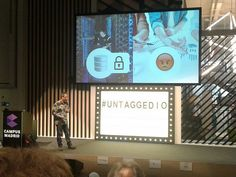 @anilopez Talking about data to transform in knowledge #untaggedio #analytics