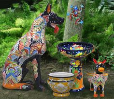 More Talavera Pottery