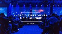 #Tecnologia: #Google annuncia i vincitori del concorso Android Experiments da  (link: http://ift.tt/1YvYfXW )