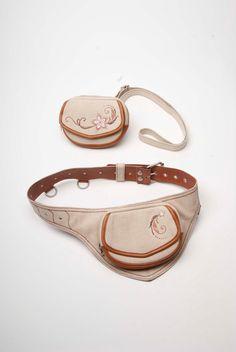 Hip Bag Belt Bag Hip Pack Pocket Belt Leather and by stashpack