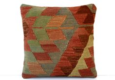 Kilim pillow cover 16 x 16 $28.90