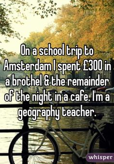 17 Confessions From British Teachers On Whisper