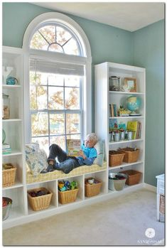 Simple Playroom Ideas for Kids (14)