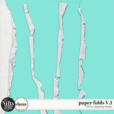 Each clipping masks has a unique torn and folded paper edge for that ever popular realistic effect. Simply clip your digital papers to the mask and leave the torn/folded edge as is or recolour to coordinate with your paper. Such a versatile pack that will surely become your go to 'nifty' pack when you want to add some extra flair and texture to your projects.  DOWNLOAD INCLUDES:  4X Unique torn and folded edges (.psd files) All products are saved at 300ppi for optimum printing quality.