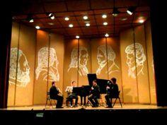 """Cuarteto de Clarinetes """"Málaga la Bella""""  Pablo Manzanares #Música #MiMálagaLaBella  #LaMusa #Clarinetes 〽"""