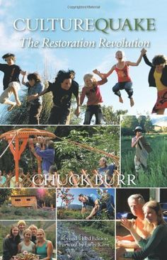 Culturequake: The Restoration Revolution by Chuck Burr. $7.50. 292 pages. Publisher: Trafford Publishing (March 27, 2009). It has been a wonderful ride over the last 10,000 years. We are now at the summit, looking down with wonder. However, civilization's descent is going to begin.                            Show more                               Show less