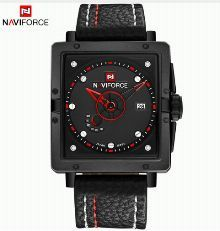 Welcome To Rosalynda's Online Store: NAVIFORCE Luxury Brand Date Japan Movt Square Men ...