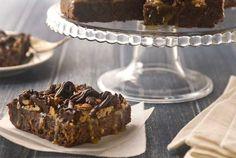 Gluten Free Caramel Pecan Brownies   Gluten Free Recipes   Simply Gluten Free