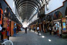 Damascus - Old Souq I | von zishsheikh