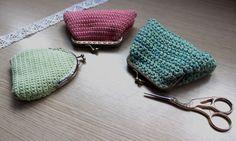 Monederos / purses #naturadmc