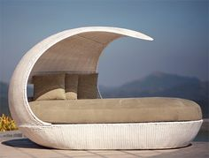 Asian Style Outdoor Furniture by Lifeshop Collection - synthetic weave furniture | Modern Outdoors