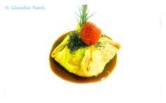 Filetto di maiale in crosta di sfoglia ai semi di papavero #ricetta di @claudiopucci