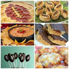 As #football season comes to a close, tomorrow many of us will be eating some great snacks and thinking about what we'll eat on the #Superbowl. Here's a few tips to kickoff a good time --->>