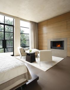 Bedroom sitting area. Design by Emily Summers.