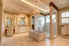 Prestige House Plan http://www.weberdesigngroup.com/plans/prestige-house-plan/472 #customdesign #architecture #bathroom #masterbath #spa #bath