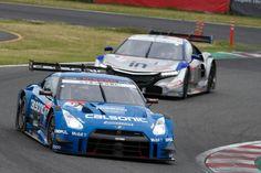 2014 Super GTカルソニック12号車。 青い新幹線!!