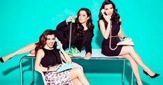 Kourtney, khole, and Kim kardashian