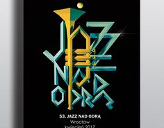 "Check out new work on my @Behance portfolio: ""Jazz Nad Odrą Poster"" http://be.net/gallery/49887293/Jazz-Nad-Odra-Poster"